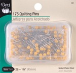 Size 28 175/Pkg - Quilting Pins