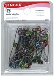 Sizes 1 To 3 35/Pkg - Safety Pins