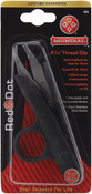 """Red Dot Thread Clips 4.75""""-"""