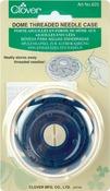 """3""""X3""""X1"""" - Dome Threaded Needle Case"""