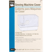 Frosted - Vinyl Sewing Machine Cover