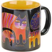 Fantastic Feline Totem - Laurel Burch Artistic Mug Collection