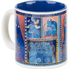 Indigo Cats Portrait - Laurel Burch Artistic Mug Collection Laurel Burch-Artistic Mug Collection. Laurel Burch is an internationally known artist and designer with an instantly recognizable palette and style. Enjoy vivid and vibrantly colored mugs from her collections! This package contains one 14oz mug. Comes in a variety of designs. Each sold separately. WARNING: this product may contain a chemical known to the state of California to cause cancer, birth defects or other reproductive harm. Microwave and dishwasher safe. Imported.