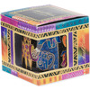 Dogs & Doggies - Laurel Burch Artistic Mug Collection Laurel Burch-Artistic Mug Collection. Laurel Burch is an internationally known artist and designer with an instantly recognizable palette and style. Enjoy vivid and vibrantly colored mugs from her collections! This package contains one 14oz mug. Comes in a variety of designs. Each sold separately. WARNING: this product may contain a chemical known to the state of California to cause cancer, birth defects or other reproductive harm. Microwave and dishwasher safe. Imported.