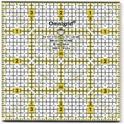 """4""""X4"""" - Omnigrid Quilter's Square"""