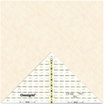 "Up To 8"" Diagonal - Omnigrid Right Triangle"