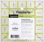 """5""""X5"""" - Omnigrip Non-Slip Quilter's Ruler"""