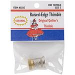 Size 5 - Raised-Edge Thimble