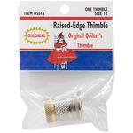 Size 12 - Raised-Edge Thimble