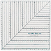 """12-1/2""""X12-1/2"""" - Quilt In A Day Square Up Ruler"""