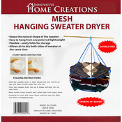 "26"" - Mesh Hanging Sweater Dryer"