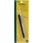 Black - Dritz Quilting Permanent Fabric Pen - Fine