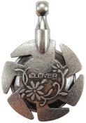 Antique Silver - Yarn Cutter Pendant