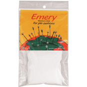 4oz - White Emery For Pincushions
