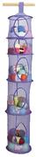 """Lilac - 5 Tier Storage Organizer 12""""X59"""""""