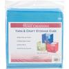 """Sky Blue - Yarn & Craft Storage Cube 12""""X12""""X12"""""""