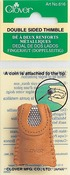 Leather Double-Sided Thimble