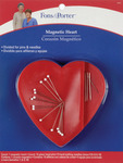 W/20 Pins & Needles - Fons & Porter Magnetic Heart Case