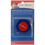 "120"" - Fons & Porter Retractable Tape Measure"