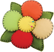 Flower Novelty Pincushion By Fons & Porter