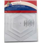 Hexagons - Fons & Porter Fussy Cut Templates