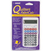 Quilter's FabriCalc Design & Fabric Estimating Calculator-