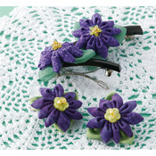 Gathered Petal Extra Small - Kanzashi Flower Maker