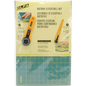 OLFA Rotary Essentials Kit-