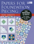 "8.5""X11"" 100/Pkg - Foundation Paper"