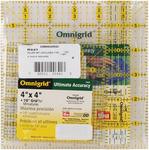 Squares 3/Pkg - Omnigrid Ruler Set