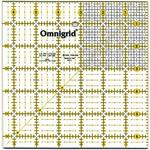 """6-1/2""""X6-1/2"""" - Omnigrid Quilter's Square"""