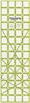 """4""""X14"""" - Omnigrip Non-Slip Quilter's Ruler"""