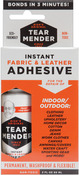 2oz - Tear Mender Instant Fabric & Leather Adhesive