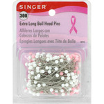 Size 28 300/Pkg - Extra Long Ball Head Pins