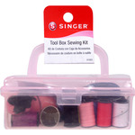 Sew Cute Tool Box Sewing Kit-