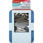 50/Pkg - QuiltPro Assorted Binding & Hem Clips