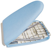 """12""""X32"""" Assorted Colors - Go Board Portable Folding Ironing Board"""