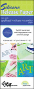 Silicone Release Paper 12/Pkg-