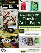 """Transfer Artist Paper 8.5""""X11"""" 18/Pkg"""