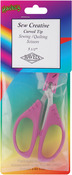 "Sew Creative Curved Tip Sewing/Quilting Scissors 5.5""-"