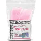 4oz Pink - Quilt Pounce Pad W/Chalk Powder