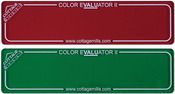 Red & Green Filter - Color Evaluator II