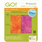 Rectangle - GO! Fabric Cutting Dies