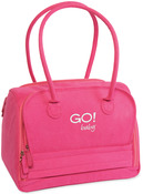 GO! Baby Fabric Cutter Tote- Hot Pink