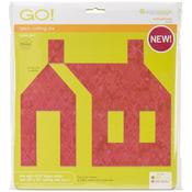 Schoolhouse - GO! Fabric Cutting Dies