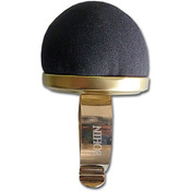 Black Velvet - Wrist Pincushion