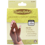 Medium - Creative Comfort Crafter's Comfort Gloves 1 Pair