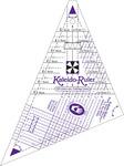 "2"" To 8"" Blocks - Small Kaleido-Ruler"