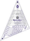 """6"""" To 16"""" Blocks - Large Kaleido-Ruler"""