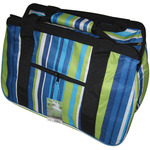 Blue Stripes - JanetBasket Eco Bag